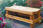 A simple bench