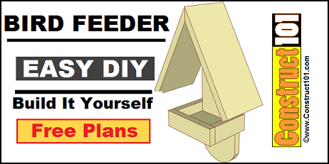 DIY Guides and Plans for Bird Feeder