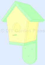 How To Build A Bluebird House: DIY Plans