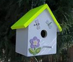 easy birdhouse plans free