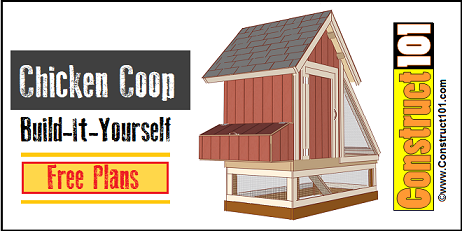 chicken coop plans design 1