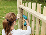 Building Your Own Fence Sections