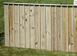 Installing Board-and-Batten Fencing