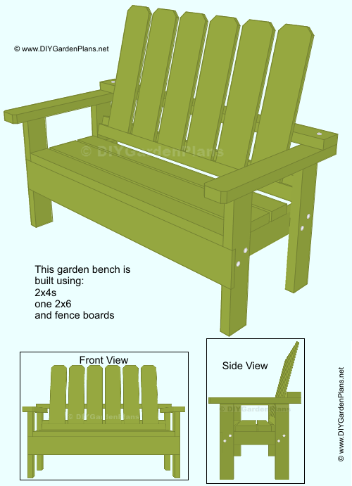 Outdoor End Table Plans Free